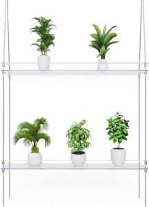 window plant shelves